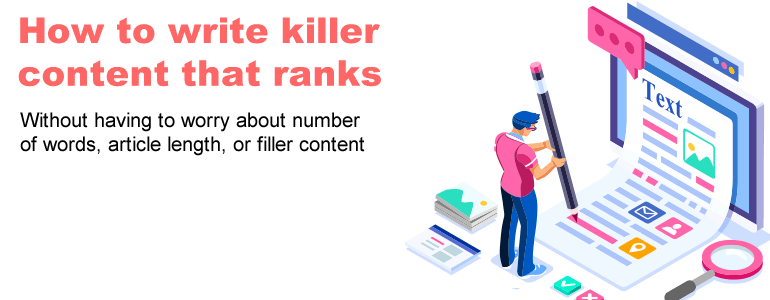 How to write killer content that ranks